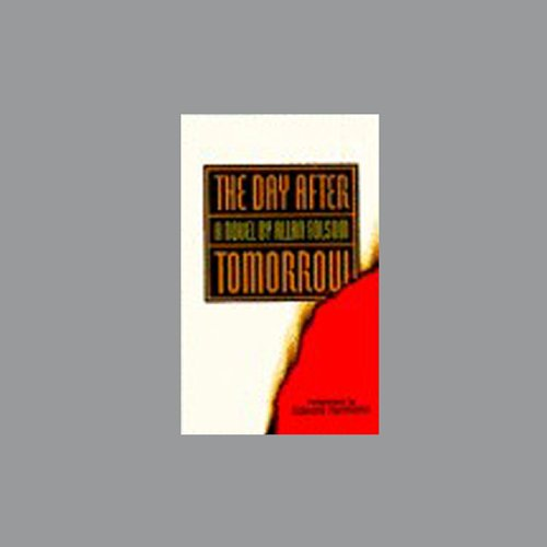 The Day After Tomorrow audiobook cover art