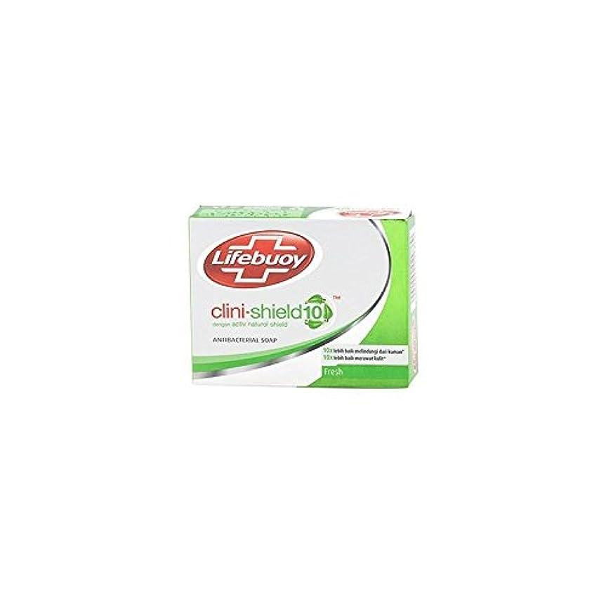 ジャーナルゴミ腐敗Unilever Indonesia lifebouy石鹸cliniシールド-10フレッシュ、70グラム