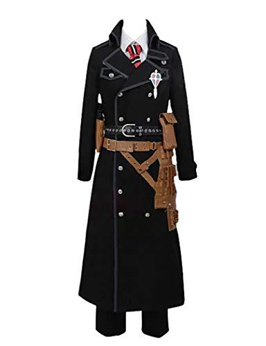 CLLMKL Ao no Exorcist Blue Exorcist Okumura Yukio Cosplay Costume (Custom Made)