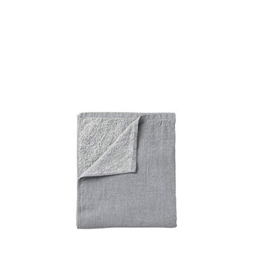 Blomus KISHO Handtuch, Baumwolle, Magnet Melange, 34 x 80 cm