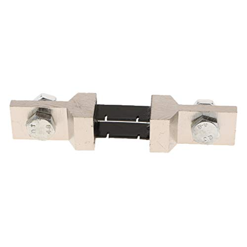 (200A) (75mV) Shunt Mit Sockel FÜR DC Strommessverstärker Analog Amperemeter