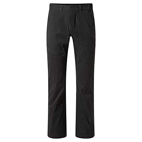 Craghoppers - Kiwi Pro - Pantalon - Homme, Noir (Black) - 38R