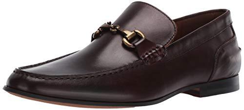 Kenneth Cole REACTION Men's Crespo Loafer B Shoe, Brown, 13 M US