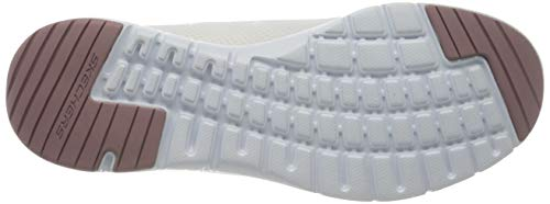 Skechers Flex Appeal 3.0-First Insight, Zapatillas Mujer, Varios Colores (Wtrg Black Mesh/Trim), 38 EU