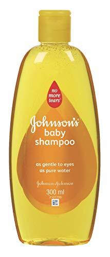 JOHNSON'S Baby Gold Shampoo, 300 ml
