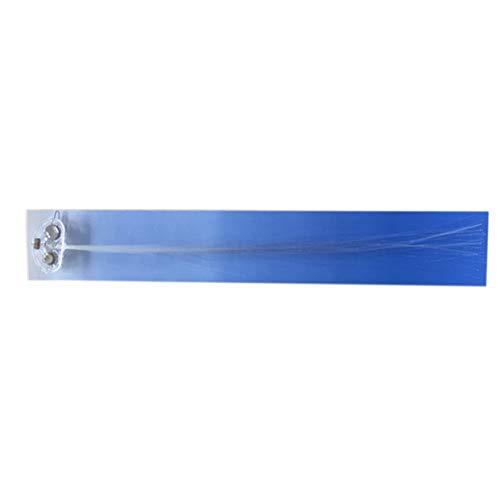 ShenyKan Clignotant Fibre Optique Cheveux Tresse Light Up Glow Party Favors Fournitures Barrettes Pour Party Light Up Cheveux Accessoires