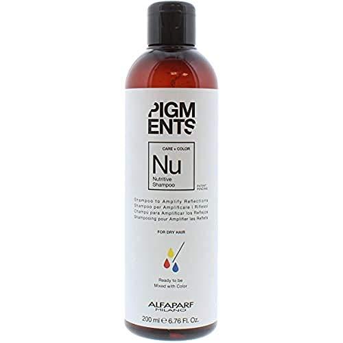 Alfaparf pigments nutritive shampoo 200 ml