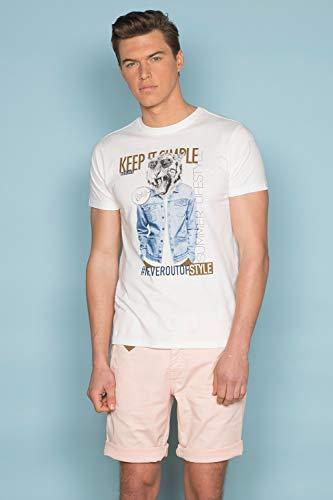 Deeluxe Tee Shirt Homme