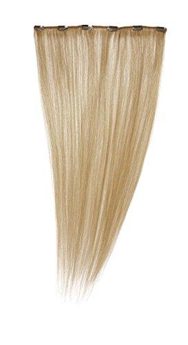 Love Hair Extensions Clip-In Haarverlängerung 100% Echthaar, 16 Sahara Blonde