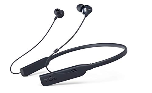 TCL ELIT200NC Wireless In-Ear Earbuds Hi-Res Noise Cancelling Bluetooth Headphones, Midnight Blue
