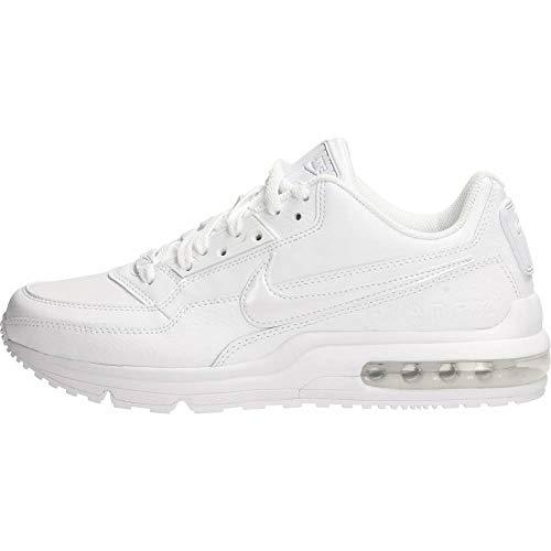 Nike Shox Rivalry V (PSV) 318646 - Scarpe da ginnastica per bambini, colore: Bianco/Bianco-Bianco, 11