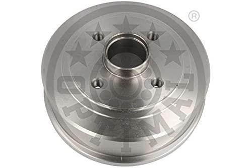 2x OPTIMAL HINTEN Bremstrommel für OPEL CORSA C F08, F68