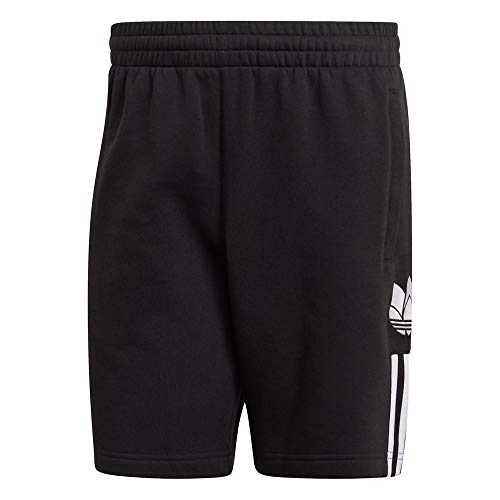 adidas 3D TF Short Pantalones Cortos, Negro, XL Masculino ✅