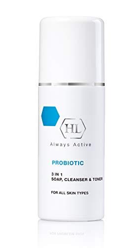 Holy Land Probiotic 3 in 1 Soap, Cleanser & Toner 150ml 5.1fl.oz
