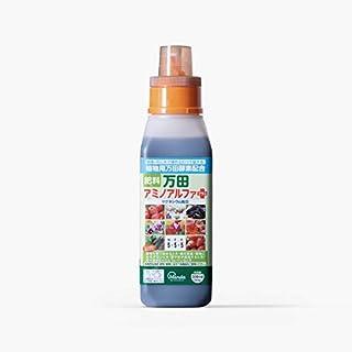 万田アミノアルファ プラス 500ml 植物用万田酵素 配合