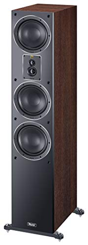 Magnat Signature 507, schwarz, kraftvoller 4-Wege Stand-Lautsprecher mit Hi-Res Zertifizierung