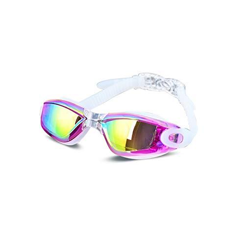 WUJIANCHAO UV Waterdicht Anti-condens Badmode Brillen Zwemmen Duiken Waterglazen Verstelbare zwembril Dames Heren