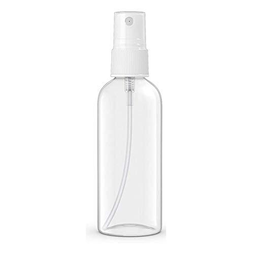 Tatoonly Botellas vacías del espray portátil Champú del baño del perfume de los cosméticos del viaje del animal doméstico plástico del ensayo