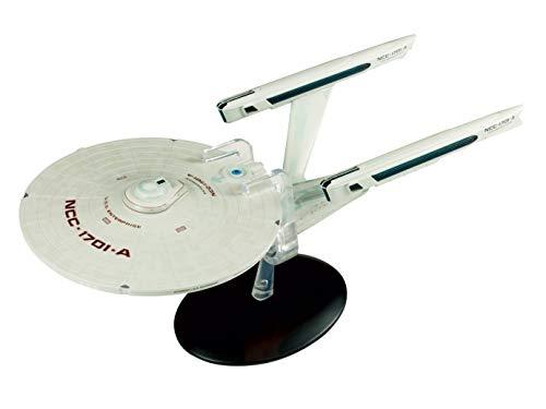 Star Trek Eaglemoss USS Enterprise NCC-1701-A Ship Replica