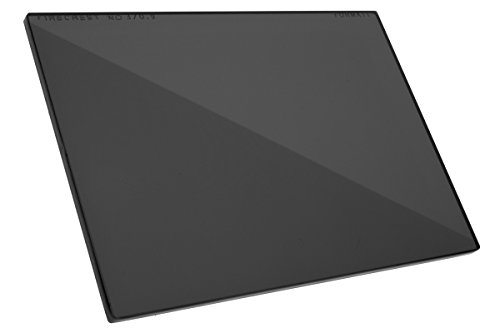 Firecrest ND 4x5.65 ND Neutral density Filter 0.9 (3 Stops) compatible with all 4'x5.65' matte boxes