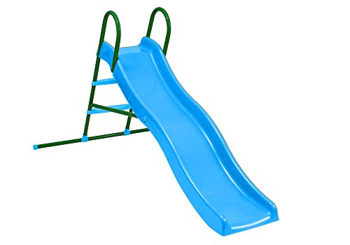 Garden Store Direct Childrens 2 Metre Slide Strong Safe Converts To Water Slide Suitable For Ages 3+ Guaranteed For 2 Years