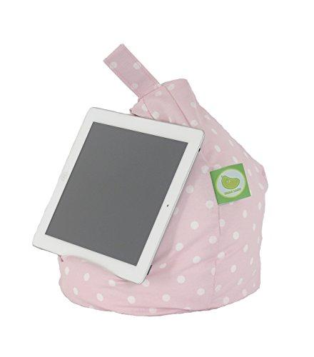 iPad, eReader & Book Mini Sitzsack von Bean Lazy passt für alle Tablets und eReaders - Spots