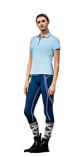 Dublin Damen Reithose Performance Active, Straight Leg, Mehrfarbig 58