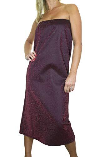 icecoolfashion dames Bandeau Midi Maxi jurk Stretchy Glitter 10-16