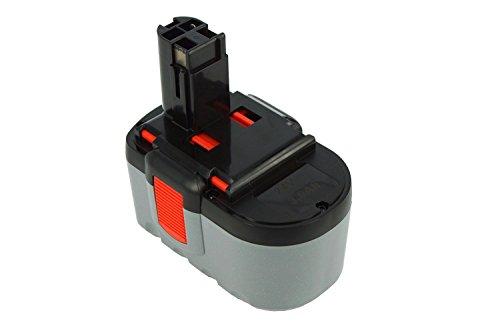 PowerSmart® Batería NiMH para Bosch GSR 24V, GSR24V, GSR 24VE-2, PSB 24VE-2, GSR24VE-2, PSB24VE-2, PSB24VE-2, GSR24 VE-2, PSB24 VE-2, GSR 24 VE-2, PSB 24 VE-2