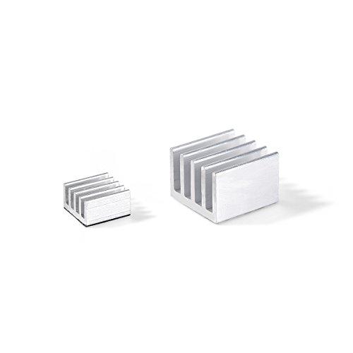 Heatsinks for Raspberry Pi 3 Model B (1 Set)