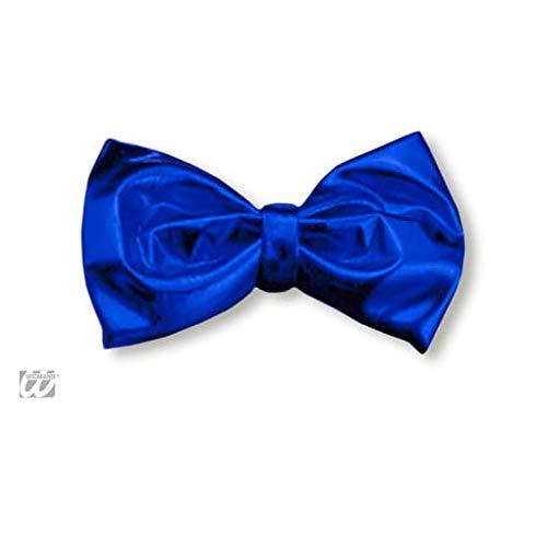 Horror-Shop Fly bleu métallique
