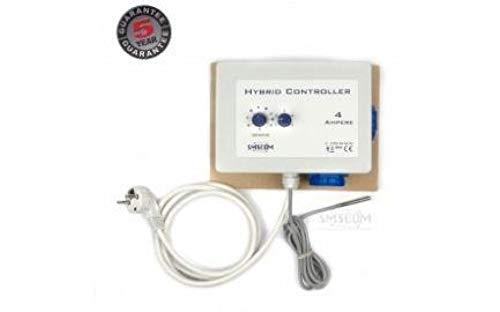 Weedness SMS Com Hybrid Controller Traploze snelheidsregelaar 230 V 16 ampère - ventilator ventilatorregeling ventilator buisventilator motor grow montage binnen
