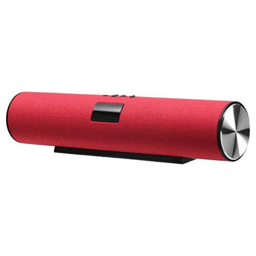 LRWEY Portable Wireless TWS Bluetooth Lautsprecher Superb HD Sound and Bass für iPhone, Samsung usw.