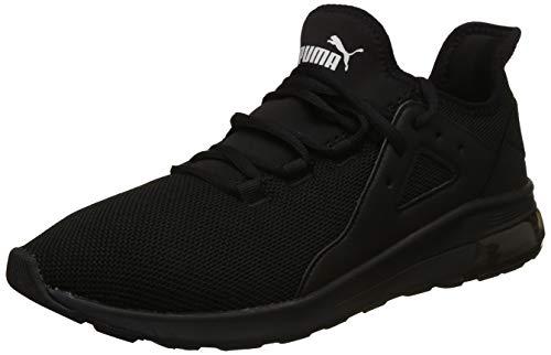 Puma Unisex-Erwachsene Electron Street Zapatillas de deporte, Schwarz Black Black Black, 41 EU