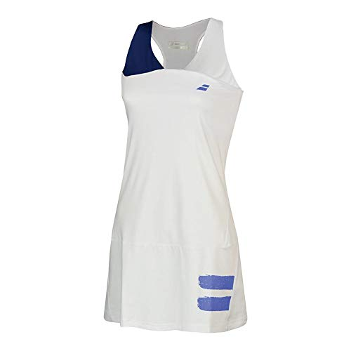 Babolat Performance Racerback Dress, Color weiß, tamaño...