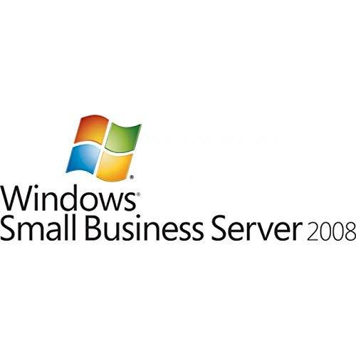 MS Windows Small Business Server 2008 Premium und Standard 5 Benutzer CAL HP ROK 504561-001 (physisches Lizenzpaket)
