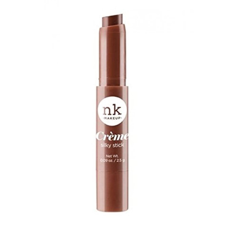 骨の折れる軽グレートバリアリーフ(6 Pack) NICKA K Silky Creme Stick - Apple Blossom (並行輸入品)