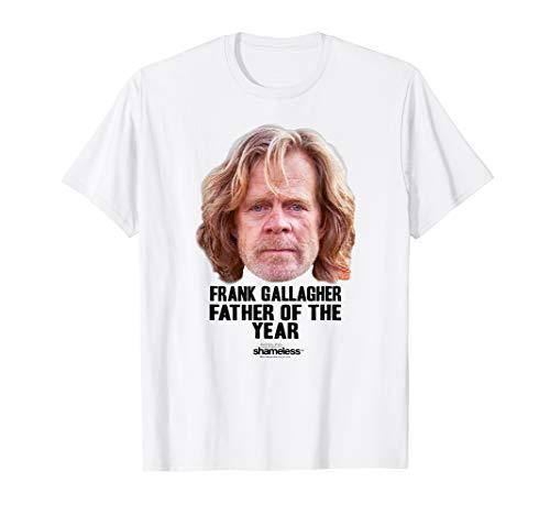 Shameless Father T Shirt