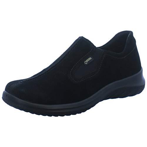 Legero Damen Softboot 4.0 Gore-Tex Sneaker, Schwarz (Schwarz (Schwarz) 00), 41 EU