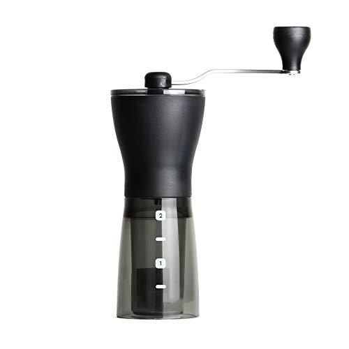 SHIJING Kaffeemaschine japanische tragbare Pulver Kaffeemühle keramische Kernmahlung Haushalt manuelle Kaffeebohnen Mahlen
