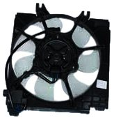 Price comparison product image TYC 610240 Dodge / Plymouth Replacement Condenser Cooling Fan Assembly