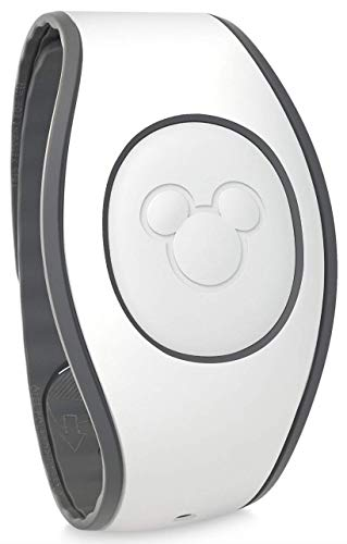 Disney Parks MagicBand 2.0 - Link It Later Magic Band - White