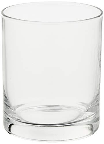 Bormioli Rocco 1324425 Cortina Confezione 6 Bicchieri in Vetro per Acqua, 25 cl