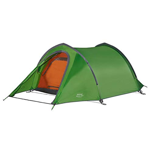 Vango Nova 300 Lightweight Quick Pitch 3 Person Tent, Green, One Size