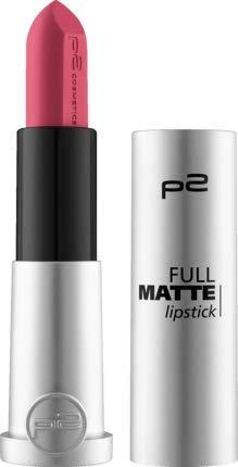 p2 cosmetics Lippenstift full matte lipstick 30, 4 g (140 match my ambition)
