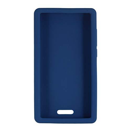 "Omnipod"" Dash Gel Skin- Soft Silicone Cover Designed to Protect The Omnipod Dash Device (Blue/White)"