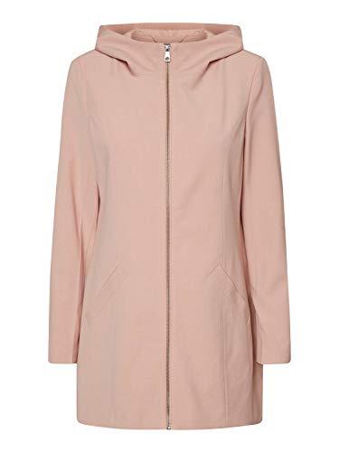 Vero Moda VMDORITUPTOWN Jacket Boos Anorak, Rosa de caoba, L para Mujer