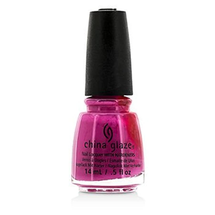 期待遠洋の不利益[China Glaze] Nail Lacquer - Rich & Famous (207) 70528 14ml/0.5oz