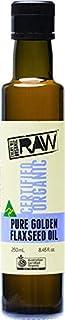 EBO Raw Organic Flaxseed Oil, 250 ml