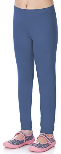 Merry Style Merry Style Mädchen Lange Leggings aus Viskose MS10-130 (Jeans, 116)
